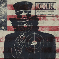 Ice Cube - Death Certificate (25th Anniversary Edition) [New Vinyl LP] Anniversa