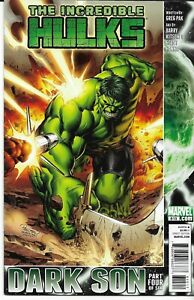 INCREDIBLE HULKS #615 - New - Back Issue