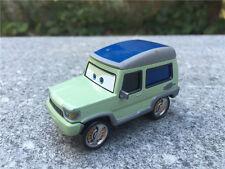 Mattel Disney Pixar Cars 2 Miles Axlerod Metal Toy Car New Loose