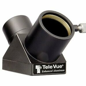 "Tele Vue 1.25"" 90-deg Enhanced Aluminum Star Diagonal # DSC-0125"