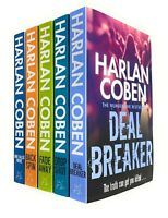 Myron Bolitar Series 5 Books Young Adult Collection Paperback By Harlan Coben