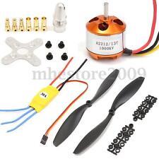 HOT A2212 1000KV Brushless Motor w/30A ESC + Pair 1045 Propeller For DJI X6S0
