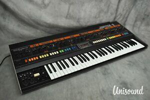 Roland Jupiter-8 Polifoniche Analogico Sintetizzatore W/Custodia Rigida [Ottimo