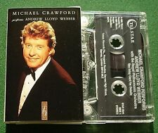Michael Crawford Performs Andrew Lloyd Webber with RPO Cassette Tape - TESTED