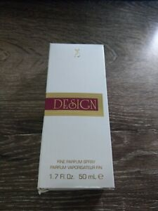 New DESIGN by Paul Sebastian EAU DE PARFUM SPRAY 1.7 OZ for Women
