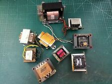 Transformer Joblot Various Voltages and Current Ratings