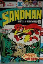 DC Comics- The Sandman No.4 September 1975 original Excellent