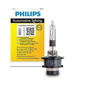 Authentic Philips D2R HID Xenon 200% More Light Upgrade Headlight Light Bulb NEW