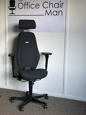 Kinnarps Plus 8 Executive Task Chair Headrest In Black Or Your Choice Of Colour
