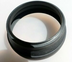 77mm Lens Rubber Hood shade collapsible double threaded for telephoto 400mm
