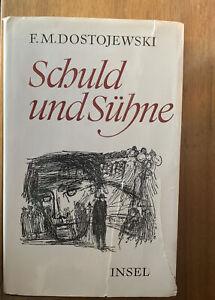 Schuld und Sühne / Dostojewski, Fjodor