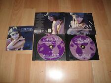 CHENOA MIS CANCIONES FAVORITAS EN CONCIERTO ACUSTICO 1 CD + 1 DVD ED. LIMITADA
