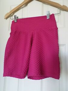 Booty by Brabants pink shorts one size
