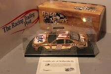 2000 Rusty Wallace Miller Lite 24KT Gold 1/24 Action For Race Fans Only Diecast