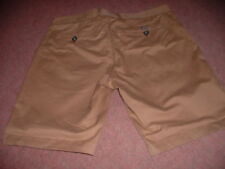 Cotton Patternless Shorts for Men