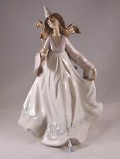LLADRO FAIRY GODMOTHER 01005791 . SIGNED . COLLECTOR'S SOCIETY EXCLUSIVE . MINT