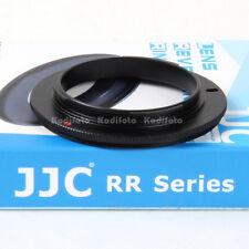 JJC RR-NEX Anillo Adaptador Inversor Macro Objetivos lentes 58mm Montura E Sony