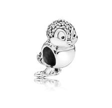 Authentic Pandora Disney, Snow White Bird Charm 925 Sterling Silver 797166CZ
