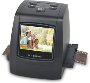 DIGITNOW 22MP All-in-1 Film & Slide Scanner, Converts 35mm 135 110 126 and Super