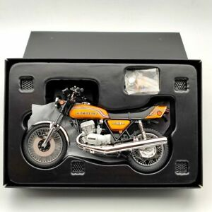 Wit's MOTO 1/12 KAWASAKI MACH 750 Motorcycle Model Resin Collection With Box