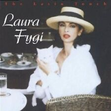 LAURA FYGI - THE LATIN TOUCH  CD NEU