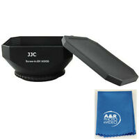 55mm Digital Video Lens Hood Sony FDR-AX40 FDR-AX53 camcorder shade AX53 AX40
