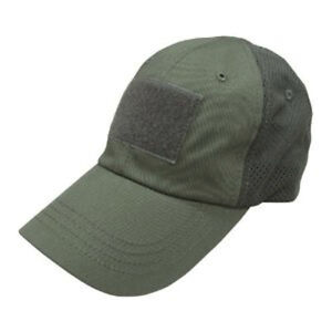 Condor Tactical Mesh Cap Hat - Olive -  TCM-001