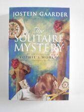 The Solitaire Mystery,Jostein Gaarder- 9781897580646