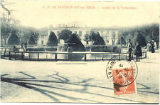 16/CPA A - Rochefort sur Mer - Jardin de la Préfecture