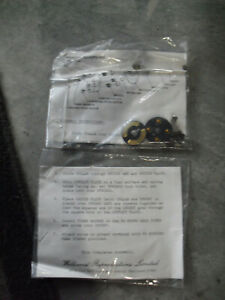Lot of 2 Parts Williams Reproductions Limited Manual Reversing Switch NIP