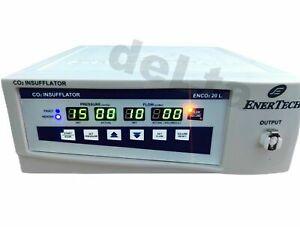 Enertech generation newly designed CO2 Insufflator, Microcontroller based Unit f