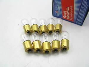 (10) Wagner 105 Courtesy Light Bulbs 12V