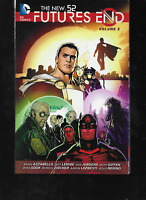 New 52: Futures End Vol 3 by Giffen, Lemire, Azzarello & more 2015, TPB DC OOP