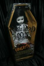 Living Dead Dolls Coalette Series 34 Collapsed Mine Sealed New LDD sullenToys