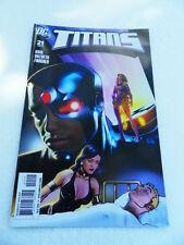 Titans  21.  DC 2010 -  VF - minus
