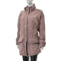 Schoffel VENTURI Adventure Wear Women Mountain Winter Long Jacket US-14 GB-18