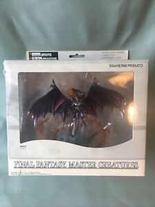 Final Fantasy: Master Creatures Series 1 BAHAMUT PVC Figure by Square Enix NEW