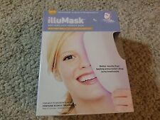 NEW illuMask Anti-Acne Light Therapy Mask - White W565