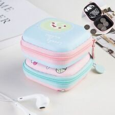 Hot Jewelry Container Coin Purse Memory Card Box Earphone Headphone Storage Case