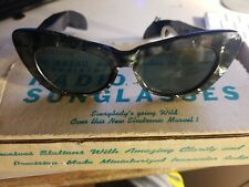 Ross Transistor Radio Sunglasses Model RE-103 -extremely rare Original Box