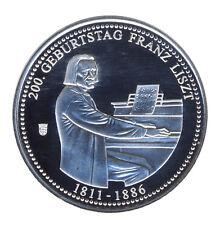 DEUTSCHLAND - Franz Liszt - 1811-1886 - 2011 - ANSEHEN (12573/216N)