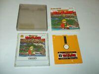 The Legend of Zelda Boxed B Nintendo Famicom Disk system FC 1986 japan import