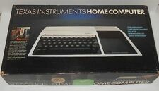Texas Instruments Vintage Home Computers