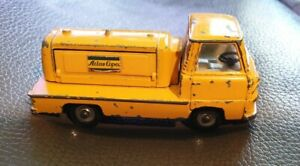 Dinky Toys 436 Ford Thames Atlas Copco Compressor Truck (Early 1960s). No box