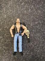 WWE Elite Stone Cold Steve Austin Wrestling Figure Attitude Era WWE Wwf rare