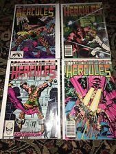 Hercules Price Of Power #'s 1,2,3,4 (Dead Stock High Grades) Bob Layton