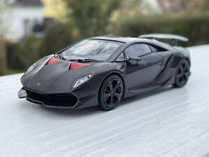 1:43 Atlas Lamborghini Sesto Elemento 2010 #ABLAM011 by RACEFACE-MODELCARS