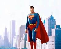 Christopher Reeve Superman 8x10 Photo 001