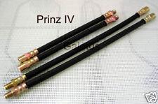 * NSU PRINZ IV front & rear brake hoses set  4 PIECES NEW RECENTLY MADE