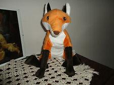 Ikea Sweden FOX Stuffed Plush VANDRING RAV 16 inches